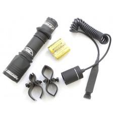 Комплект охотника: Armytek Doberman Kit