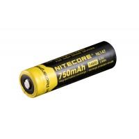 Аккумулятор 14500 Li-Ion Nitecore NL147 750mAh
