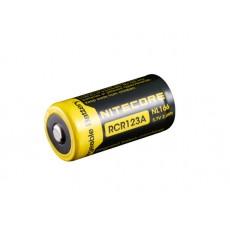 Аккумулятор 16340 Li-Ion Nitecore NL166 650mAh