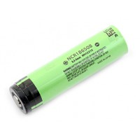 Аккумулятор 18650 Li-Ion Panasonic NCR18650B PRO 3400mAh с защитой
