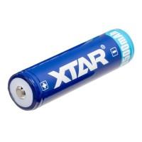 Аккумулятор 18650 Li-Ion Xtar (NCR18650GA) 3,6 В 3500 mAh с защитой