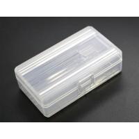 Пластиковый бокс Soshine SBC-012 для аккумуляторов 18650 (2 штуки) / CR123 (4 штуки)