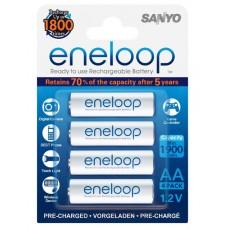 .Аккумулятор AA NiMh Sanyo Eneloop (HR-3UTGB-4BP) 2000 mAh