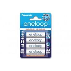 Аккумулятор Panasonic Eneloop 2000 mAh AA BK-3MCCE/4BE  4 штуки