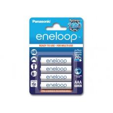Аккумулятор Panasonic Eneloop 800 mAh AAA BK-4MCCE/4BE 4 штуки