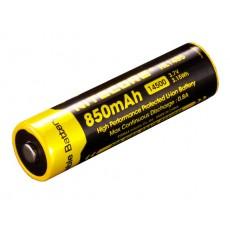 Аккумулятор 14500 Li-Ion Nitecore NL1485 850mAh