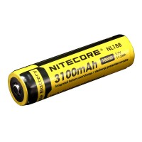 Аккумулятор 18650 Li-Ion Nitecore NL188 3200mAh