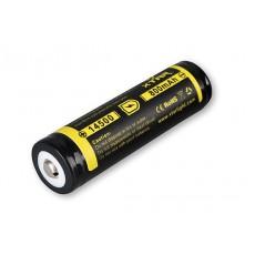 Аккумулятор 14500 Li-Ion XTAR 800mAh