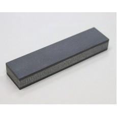 Алмазный брусок двусторонний 280/600 грит 84х19 мм (50%)