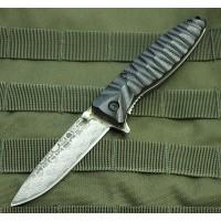 Нож Ganzo 620B с травлением