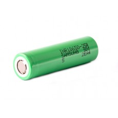 Аккумулятор IMR 18650 Samsung 25R 2500 мАн / 20 А