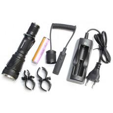 Комплект охотника: Lumintop TD15 Kit + АКБ, З/У