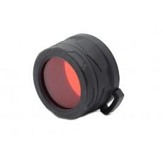 Светофильтр Nitecore NFR40 красный