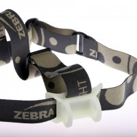 Налобное крепление Zebralight для H600 GITD (Флуоресцентный держатель)