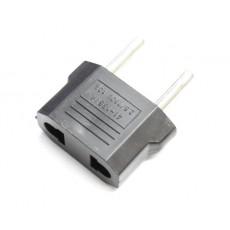 Переходник для сетевой вилки US-EU 220В