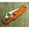 Нож STEELCLAW Боец 2 Оранжевый