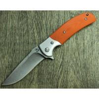 Нож STEELCLAW Резервист оранжевый