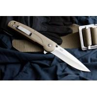 Нож Kizlyar Supreme Biker Z 440C Satin