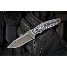 нож Kizlyar Supreme Urban D2 Stonewash Micarta
